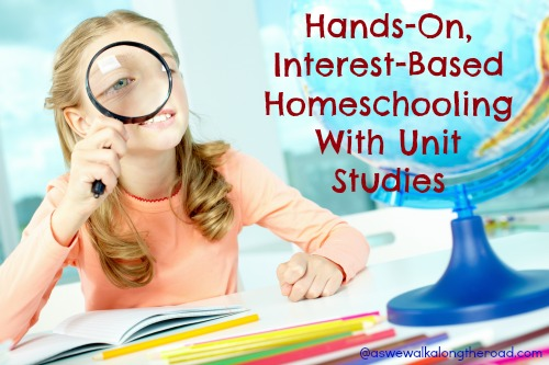 Hands-on unit studies