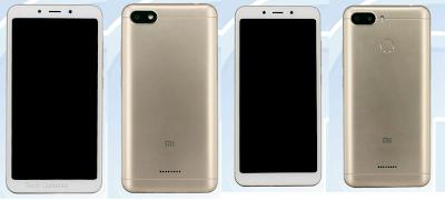 Xiaomi M1804C3CE, M1804C3DE, M1804C3CC with 18:9 Display Leaks on TENAA