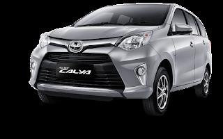 Sewa Mobil Calya 300K+Driver Malang
