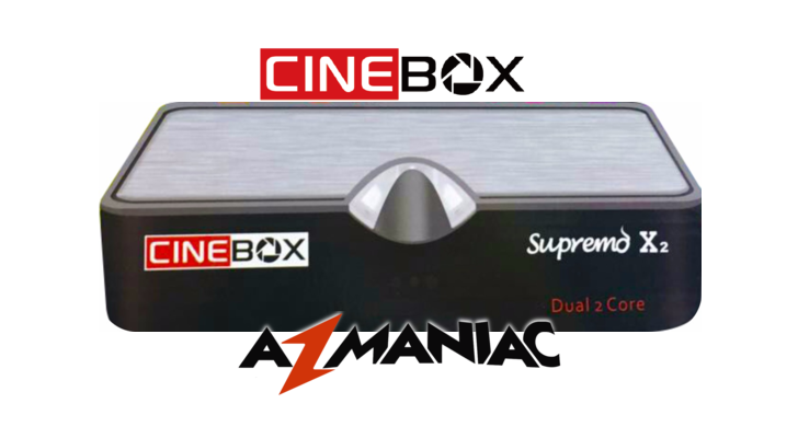 Cinebox Supremo X2