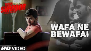 Wafa Ne Bewafai VIDEO Song _ TERAA SURROOR _ Himesh Reshammiya, Farah Karimaee _ T-Series