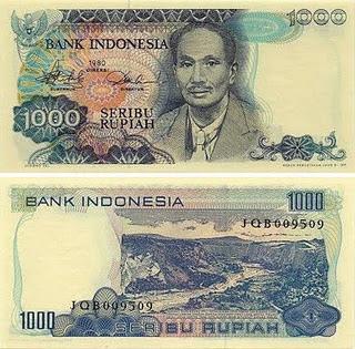 Rupiah 1000 6