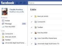 Raggruppare gli amici Facebook in liste per scegliere quali notizie nascondere e leggere