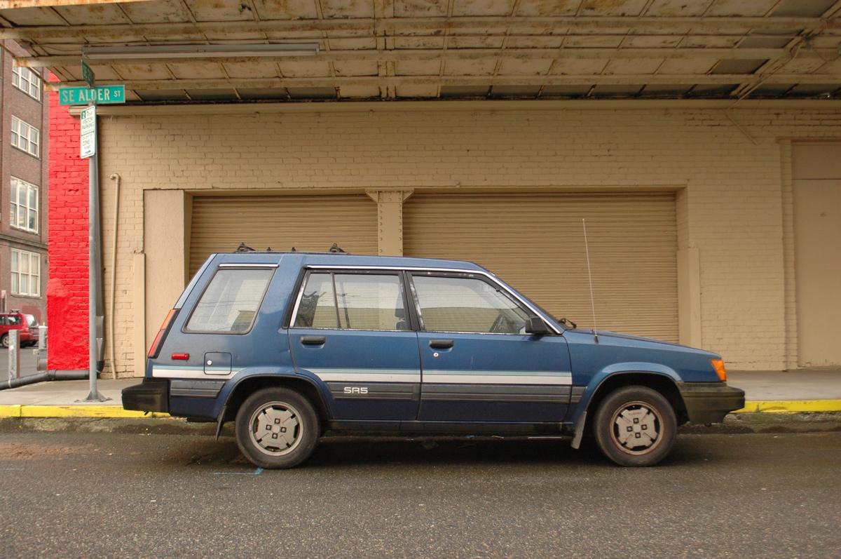 Toyota Tercel Sr Wd Wagon B B on 1985 Toyota Tercel 4wd Wagon