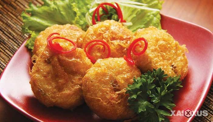 Resep cara membuat perkedel kentang pedas
