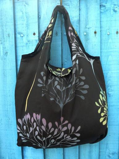Fold-Away Shopping Bag