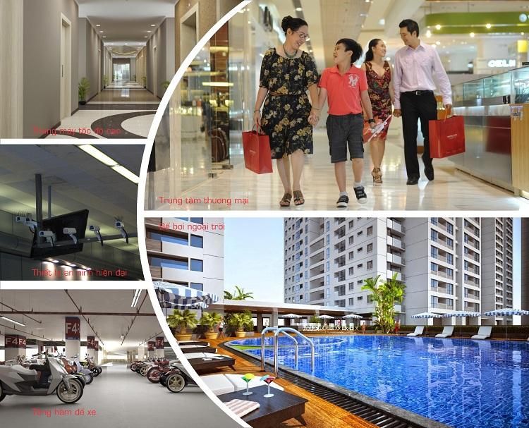 Tiện ích cao cấp tại dự án chung cư Mipec Kiến Hưng Hà Đông