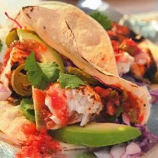 Awakenings another hottie this time spicy for Grilled fish taco recipe