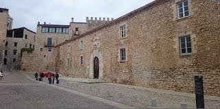 Girona, Convento de Sant Domènec.