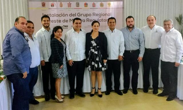 Yucatán convoca al sureste a agilizar mejora regulatoria