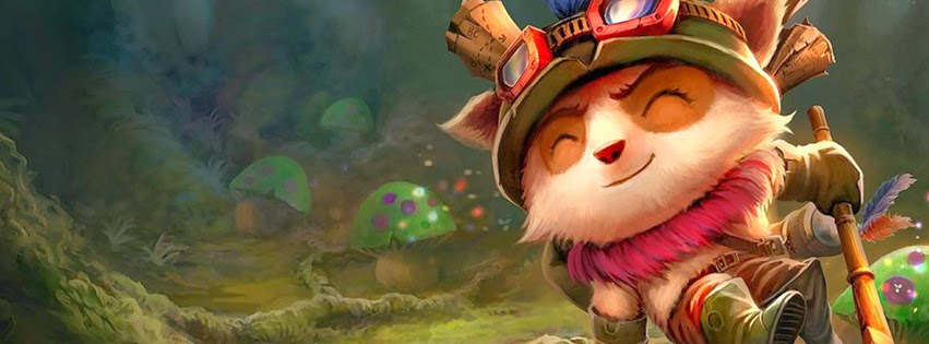 Lol Champions Wallpaper Hd Teemo League Of Legends Facebook Cover Photos Teemo Lol