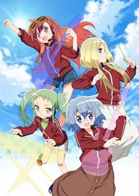 MAESETSU! - Opening Act -, anime ganha vídeo promocional