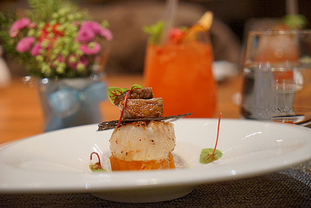 DSC03036 - 熱血採訪│裕元花園酒店映景觀餐廳,台中情人節餐廳之夜乾式熟成牛排的浪漫饗宴