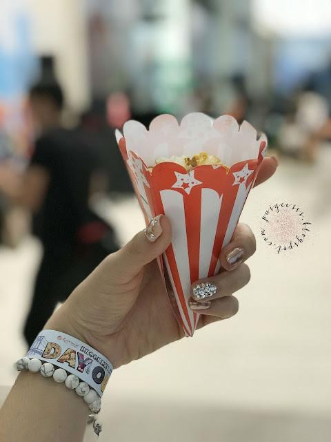 mini-popcorn