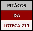 LOTECA 711 - MINI PALPITES - PITÁCOS DA ZEBRA