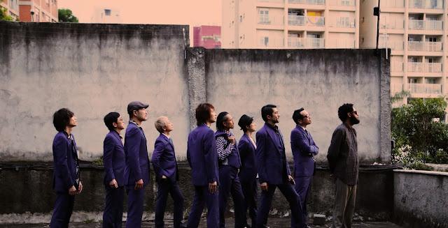 "Emicida e Tokyo Ska Paradise Orchestra apresentam a parceria ""Olha pro Céu"" na Clash Club"