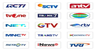 Nonton TV Online Indonesia Live Streaming HD Siaran Gratis