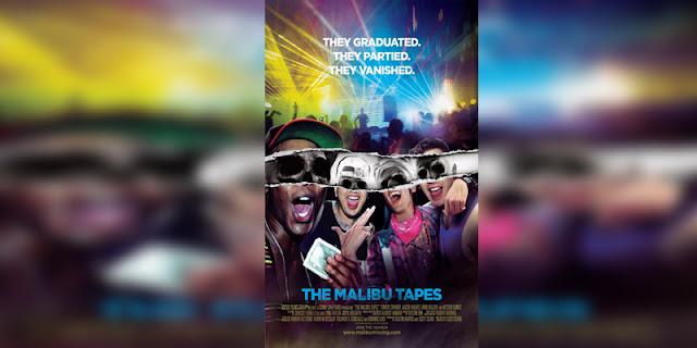 Sinopsis, detail dan nonton trailer Film The Malibu Tapes (2016)