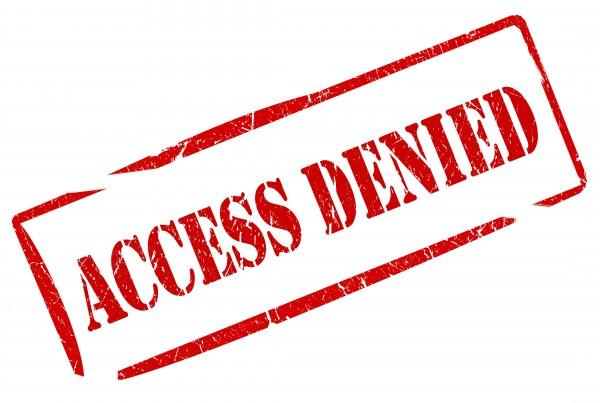 THE HACKER ATTITUDE: File Access Denied ?