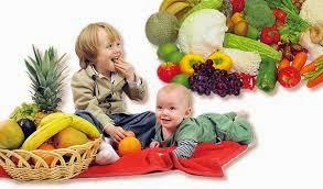 4 Nutrisi Penting Penunjang Kecerdasan Anak