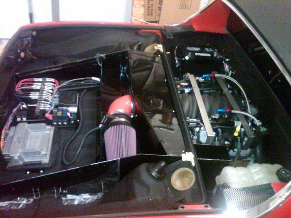Daily Turismo 10k Clean Engine Swap Pormaro 1974 Porsche 914 W