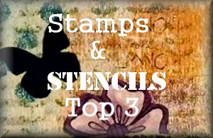 Stamps and Stencils top 3