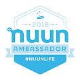 Nuunbassador for 2018