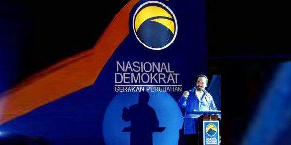 DPP Partai Nasdem, Numpang di Kantor Surya Paloh