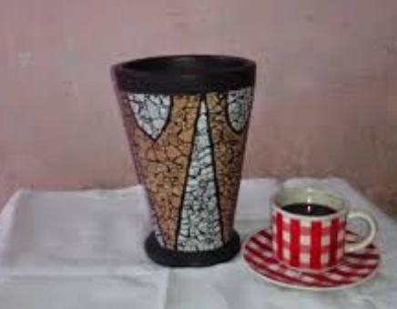 Tutorial Vas Bunga Dengan Kombinasi Cangkang Telur f4b757aecd
