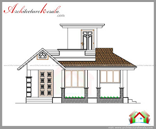 2 bedroom house estimate cost under 15 lakhs for House plans with cost estimates