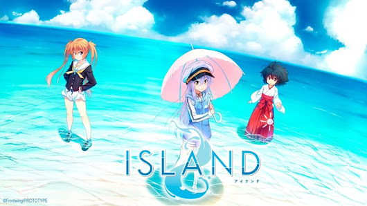 Island: OST [Opening, Ending] Full Version - Wibu News
