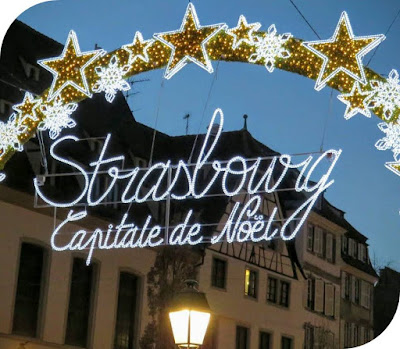 Celebrating Christmas in Strasbourg and Alsace - Christmas Lights