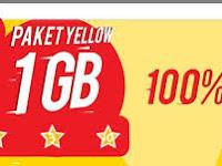 Harga Paket Internet Data Yellow Indosat Termurah