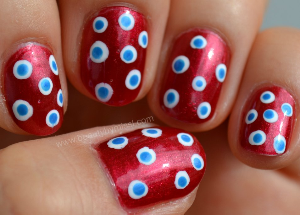 manicure, nails of the day
