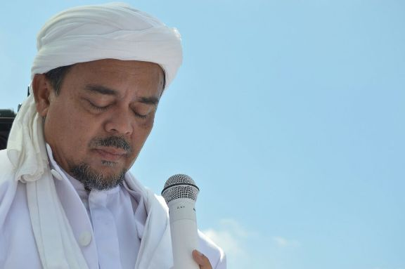 Habib Rizieq: Ijtima Ulama Bukan Haus Kekuasaan