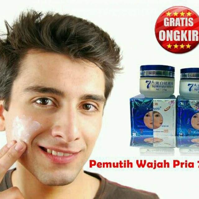 cream pemutih wajah pria di apotik
