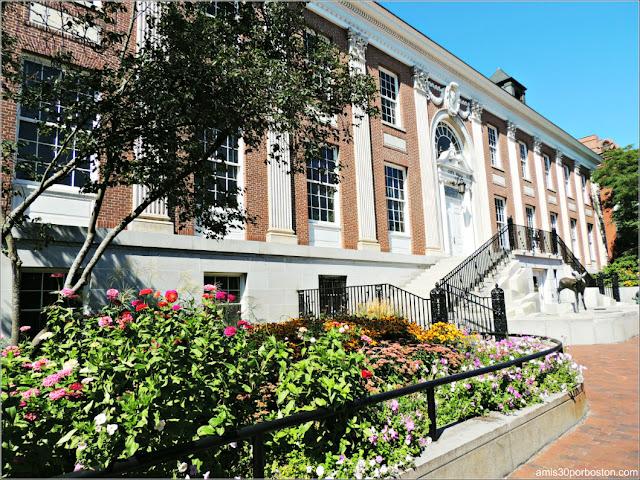 Ayuntamiento de Burlington en Vermont