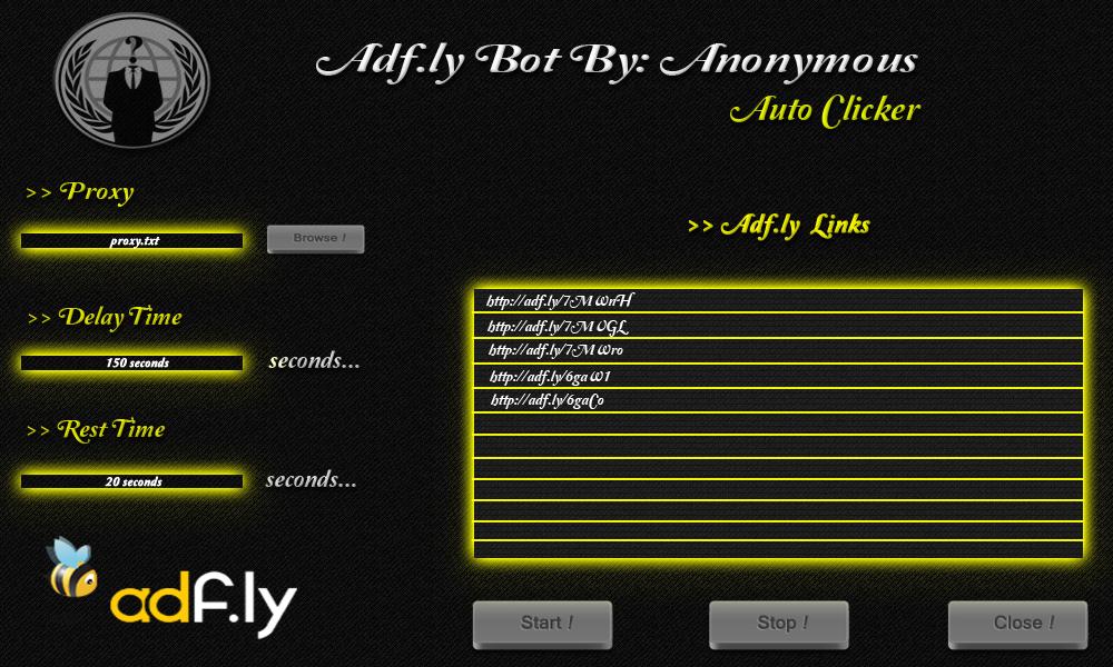 Auto clicker V2 1 by shocker Download