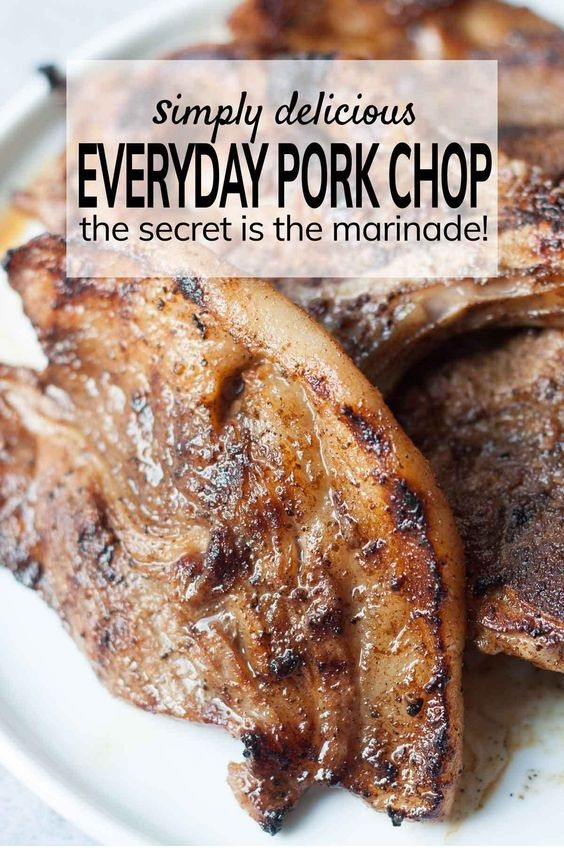 Everyday Pork Chop