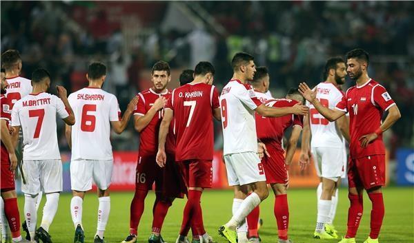 فيديو : التعادل السلبى يخيم على أداء مباراة سوريا وفلسطين  Syria vs Palestine