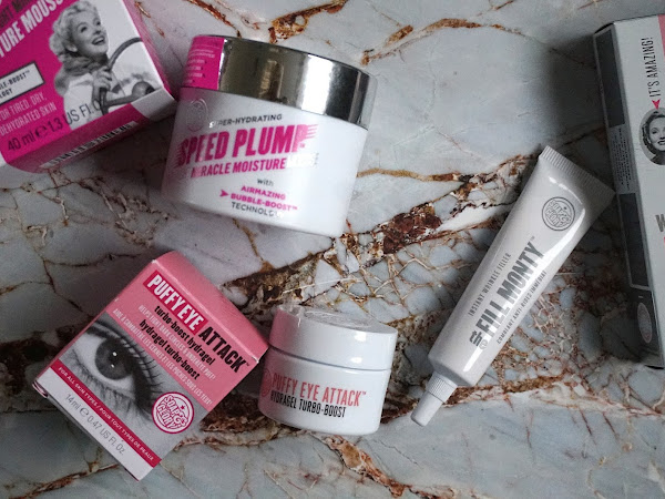 Soap & Glory Skincare | First Impressions