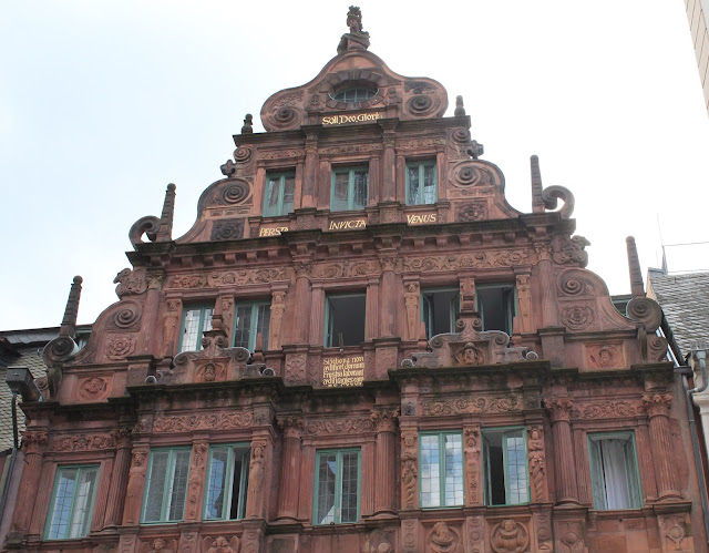 Heidelberg, Hotel