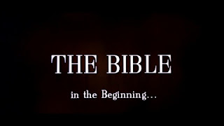 Bible: In the Beginning...
