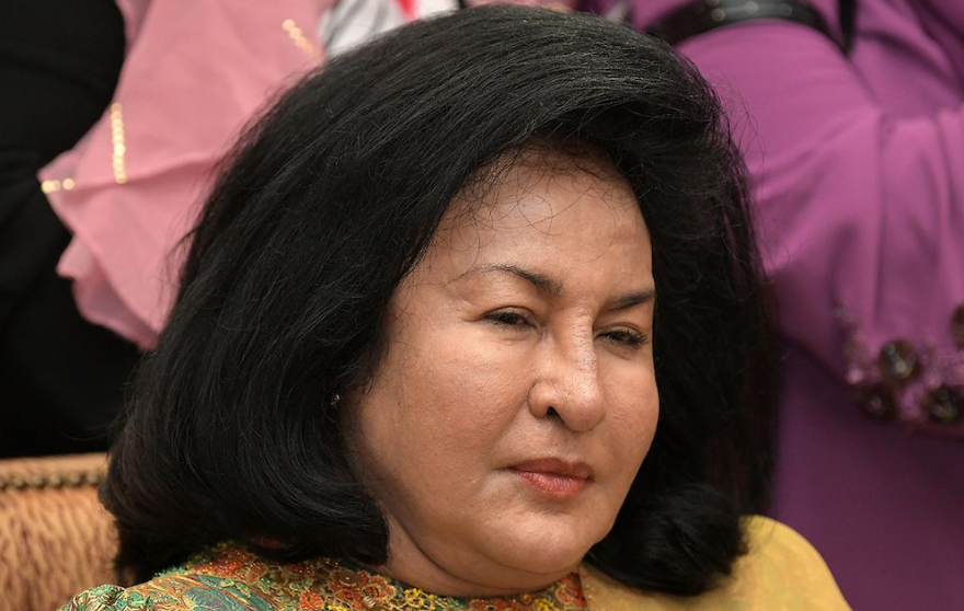 Rosmah rambut besar
