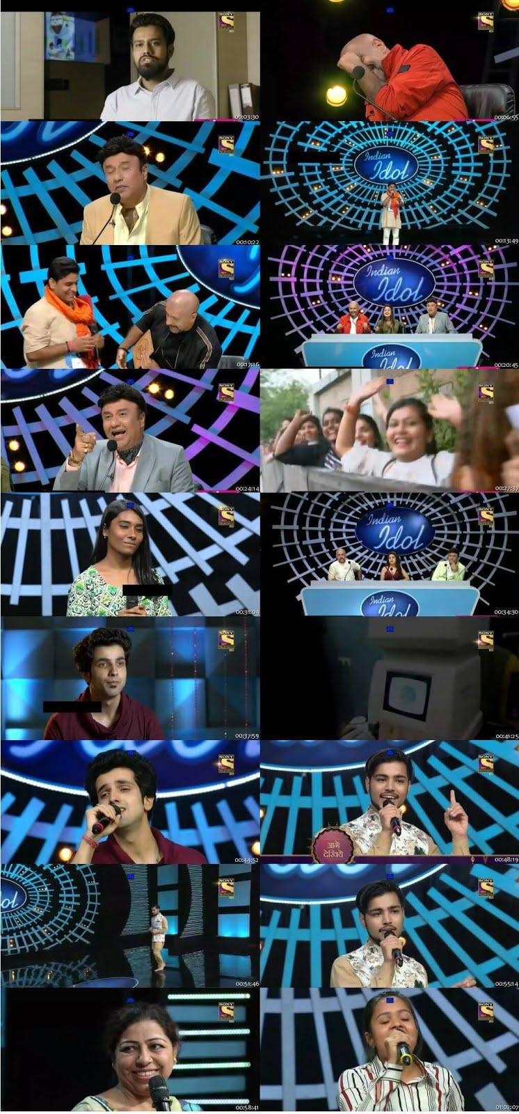 Indian Idol 8th July 2018 250MB HDTV 480p x264 Download - 9xmovies