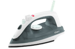 Oster 4410 1400-Watt Steam Iron For Rs 598 (Mrp 1595) at Amazon