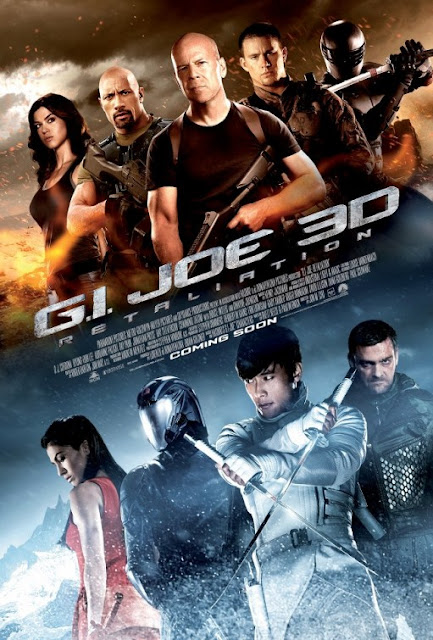G.I. Joe: Retaliation 3D Final One Sheet Movie Poster