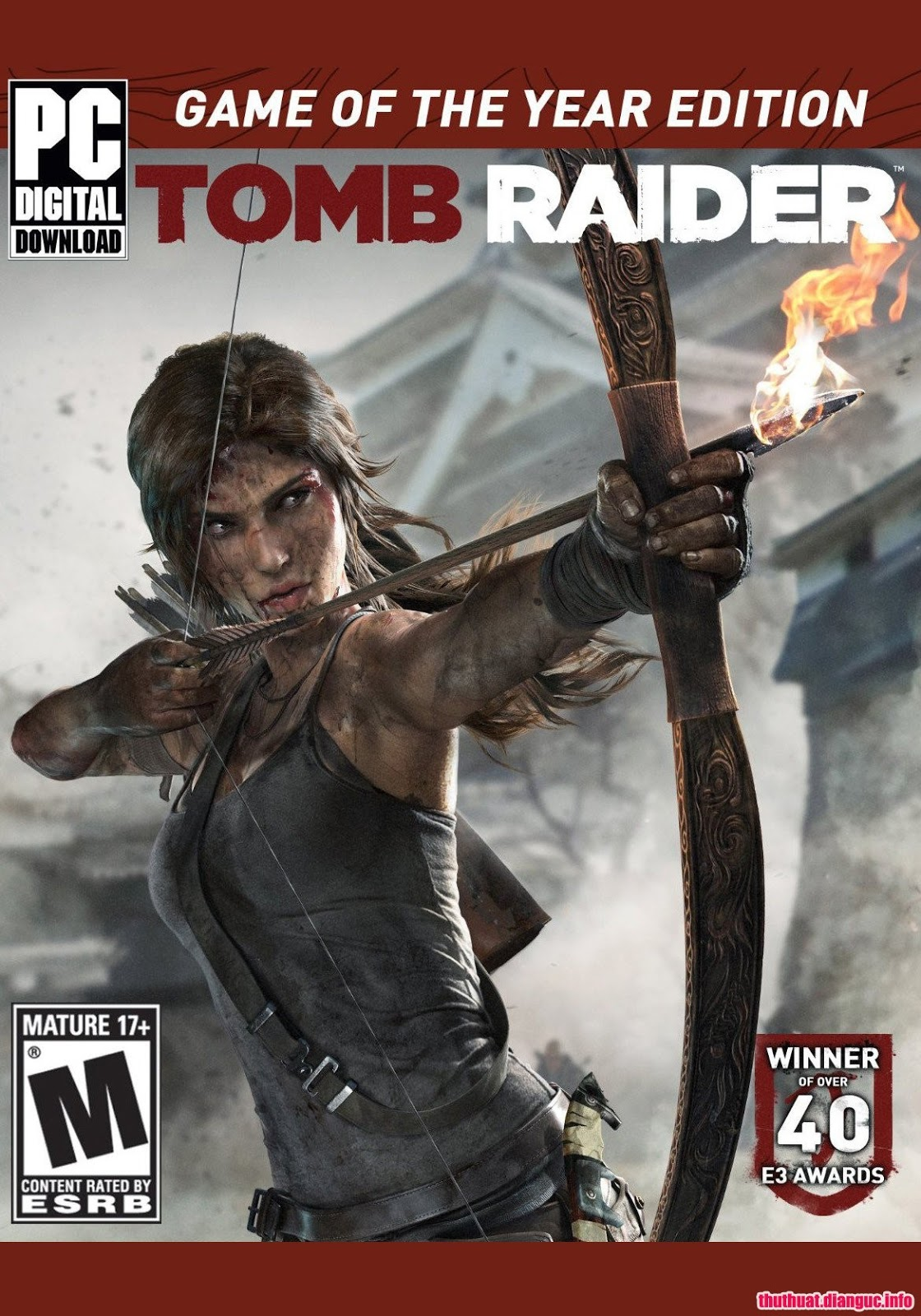 Download Game Tomb Raider Game of the Year Edition – PROPHET Fshare