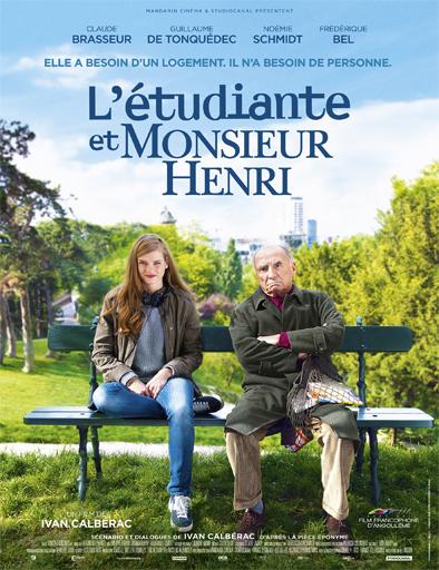 Ver La estudiante y el Sr. Henri (2015) Online