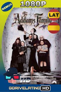 La Familia Addams LAT-CAS (1991) BDRemux HD1080 MKV